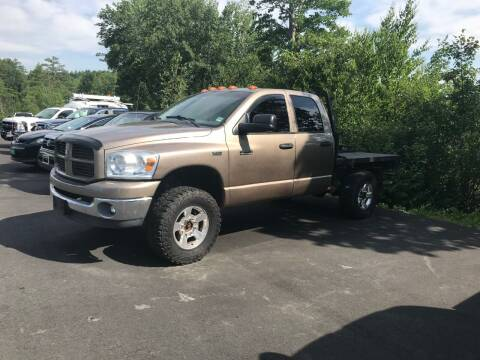 2008 Dodge Ram Pickup 2500 for sale at Mascoma Auto INC in Canaan NH