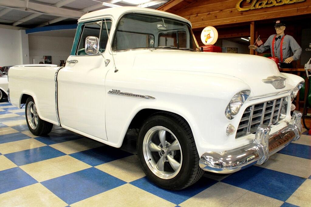 1955 Chevrolet 3100 10