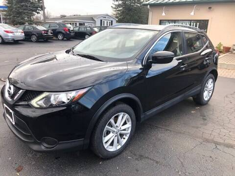 2017 Nissan Rogue Sport for sale at BATTENKILL MOTORS in Greenwich NY