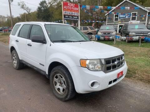 2008 Ford Escape for sale at Korz Auto Farm in Kansas City KS