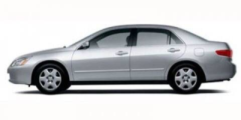 2005 Honda Accord for sale at The Back Lot in Lebanon PA