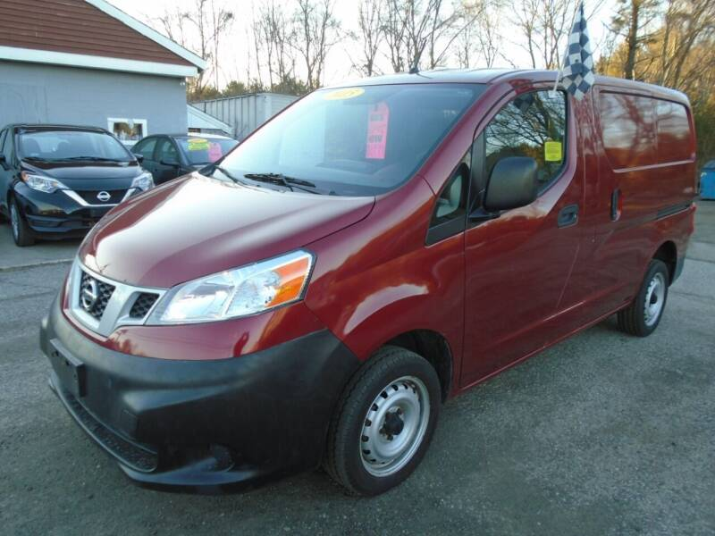 2015 Nissan NV200 for sale at Taunton Auto & Truck Sales in Taunton MA