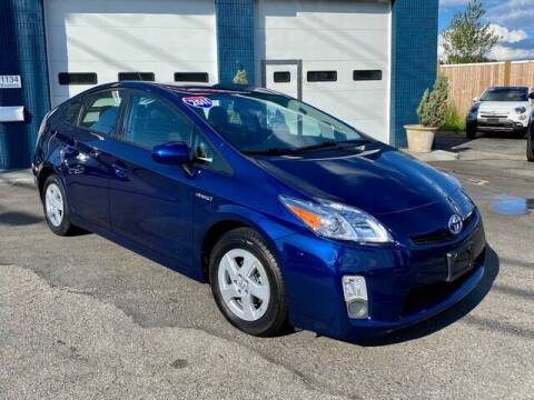 2011 Toyota Prius for sale at Saugus Auto Mall in Saugus MA