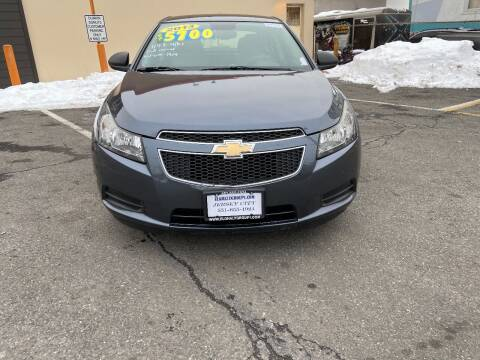 Chevrolet Cruze For Sale In Jersey City Nj El Ghaly Group 1 Quality Used Vehicles