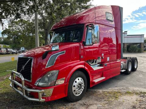 2015 Volvo VNL for sale at The Auto Market Sales & Services Inc. in Orlando FL