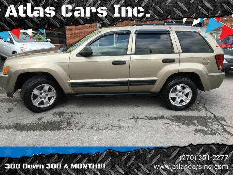 2006 Jeep Grand Cherokee for sale at Atlas Cars Inc. in Radcliff KY
