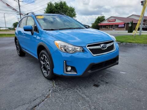 2016 Subaru Crosstrek for sale at Moores Auto Sales in Greeneville TN