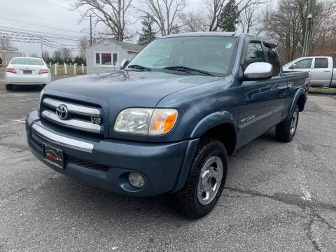 2005 Toyota Tundra for sale at Manny's Auto Sales in Winslow NJ