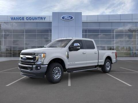 2022 Ford F-250 Super Duty for sale at Vance Fleet Services in Guthrie OK