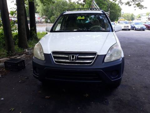 2006 Honda CR-V for sale at GALANTE AUTO SALES LLC in Aston PA
