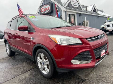2014 Ford Escape for sale at Cape Cod Carz in Hyannis MA