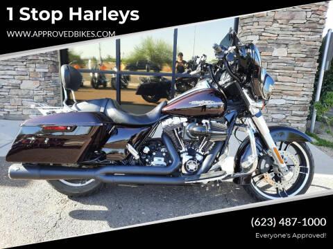 2014 Harley-Davidson Street Glide Special FLHXS for sale at 1 Stop Harleys in Peoria AZ