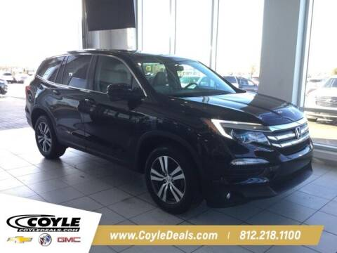 2016 Honda Pilot for sale at COYLE GM - COYLE NISSAN in Clarksville IN