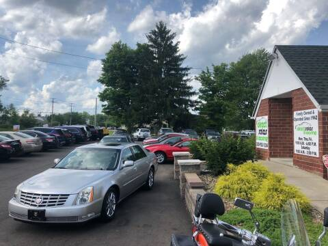 2008 Cadillac DTS for sale at Direct Sales & Leasing in Youngstown OH