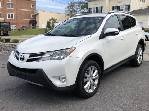 2014 Toyota RAV4 for sale at LARIN AUTO in Norwood MA