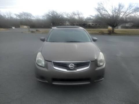 2007 Nissan Maxima for sale at Easy Auto Sales LLC in Charlotte NC