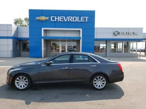 2015 Cadillac CTS for sale at Finley Motors in Finley ND