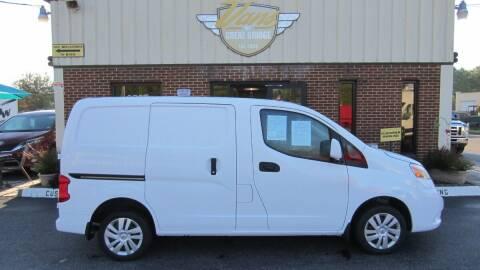 2017 Nissan NV200 for sale at Vans Of Great Bridge in Chesapeake VA