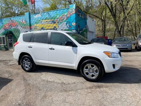 2011 Toyota RAV4 for sale at Showcase Motors in Pittsburgh PA
