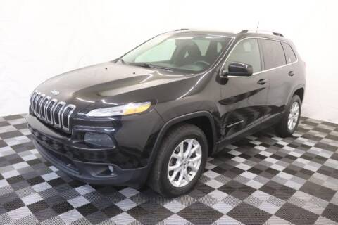 2015 Jeep Cherokee for sale at AH Ride & Pride Auto Group in Akron OH