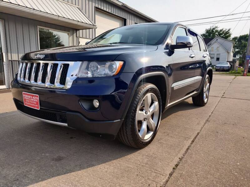 2012 Jeep Grand Cherokee for sale at Habhab's Auto Sports & Imports in Cedar Rapids IA