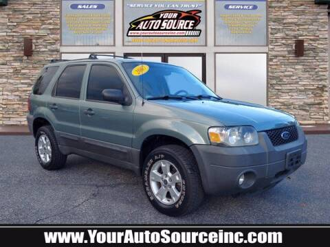 2007 Ford Escape for sale at Your Auto Source in York PA