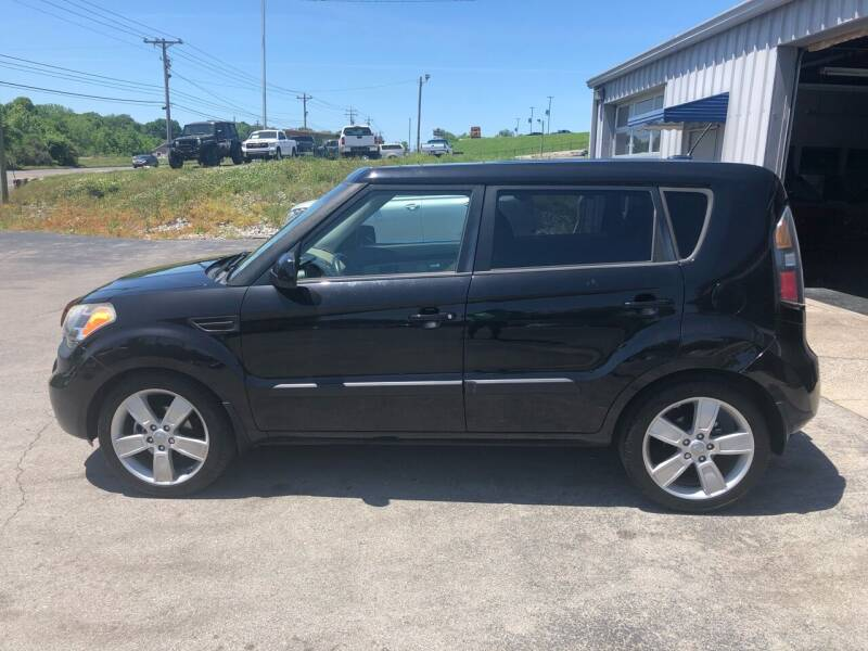 2011 Kia Soul for sale at Ron's Auto Sales (DBA Paul's Trading Station) in Mount Juliet TN