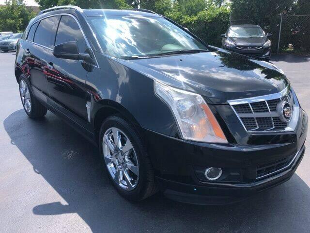 2010 Cadillac SRX for sale at Newcombs Auto Sales in Auburn Hills MI
