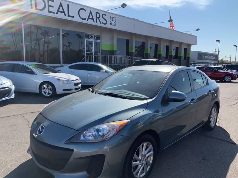 2012 Mazda MAZDA3 for sale at Ideal Cars Apache Junction in Apache Junction AZ
