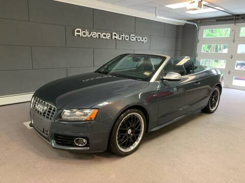 2011 Audi S5 for sale at Advance Auto Group, LLC in Chichester NH