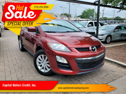 2012 Mazda CX-7 for sale at Capital Motors Credit, Inc. in Chicago IL