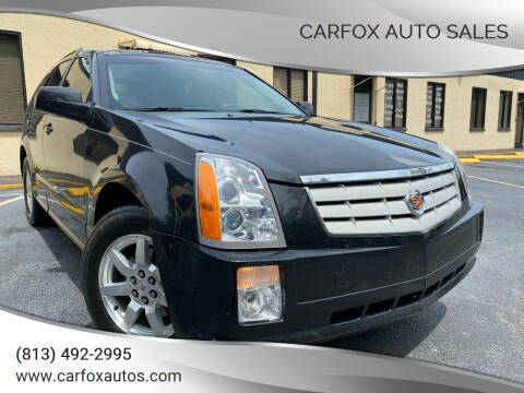 2009 Cadillac SRX for sale at Carfox Auto Sales in Tampa FL