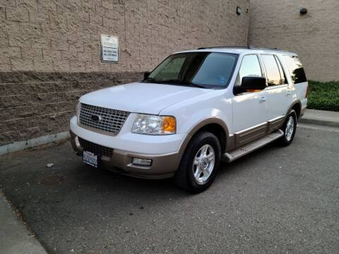 2004 Ford Expedition for sale at SafeMaxx Auto Sales in Placerville CA