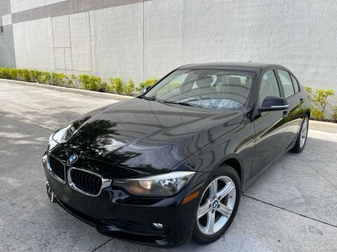 2014 BMW 3 Series for sale at Auto Beast in Fort Lauderdale FL