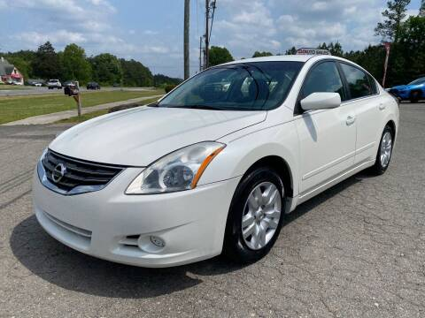 2011 Nissan Altima for sale at CVC AUTO SALES in Durham NC