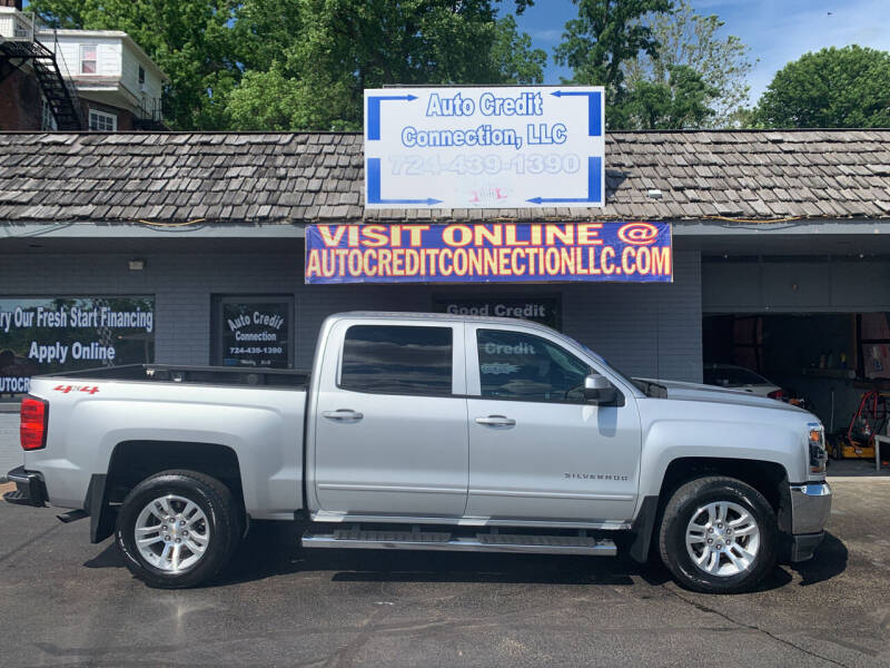 2018 Chevrolet Silverado 1500 for sale at Auto Credit Connection LLC in Uniontown PA