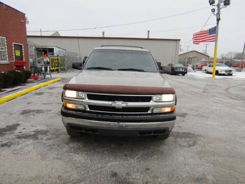 2001 Chevrolet Suburban for sale at X Way Auto Sales Inc in Gary IN