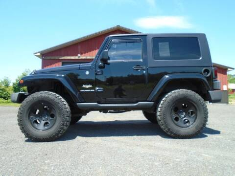 2007 Jeep Wrangler for sale at Celtic Cycles in Voorheesville NY