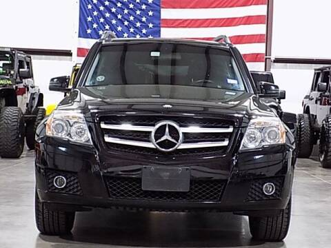 2012 Mercedes-Benz GLK for sale at Texas Motor Sport in Houston TX