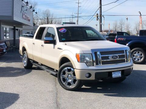 2010 Ford F-150 for sale at Jarboe Motors in Westminster MD