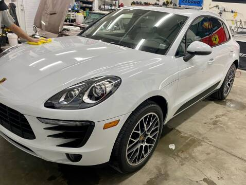 2018 Porsche Macan for sale at R & R Motors in Queensbury NY