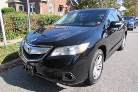 2015 Acura RDX for sale at First Choice Automobile in Uniondale NY