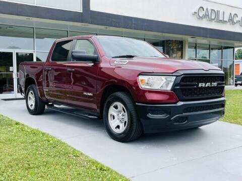 2019 RAM Ram Pickup 1500 for sale at RUSTY WALLACE CADILLAC GMC KIA in Morristown TN