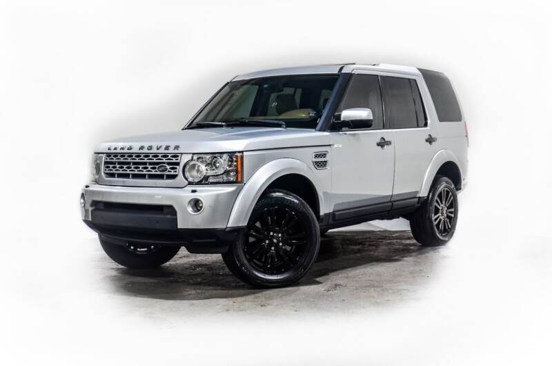 2012 Land Rover LR4 for sale at CarXoom in Marietta GA
