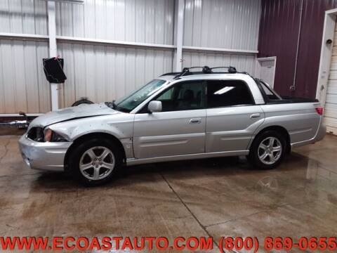 2003 Subaru Baja for sale at East Coast Auto Source Inc. in Bedford VA