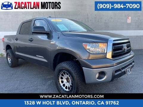 2011 Toyota Tundra for sale at Ontario Auto Square in Ontario CA