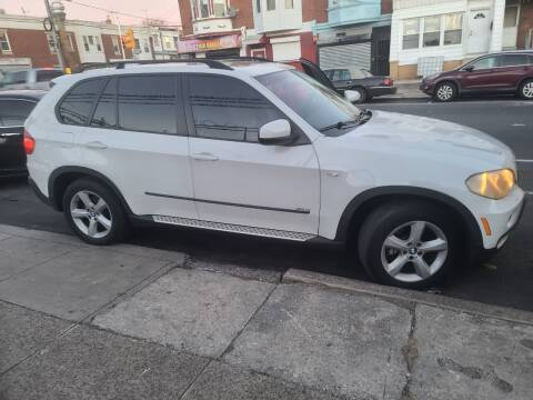 2008 BMW X5 for sale at Rockland Auto Sales in Philadelphia PA