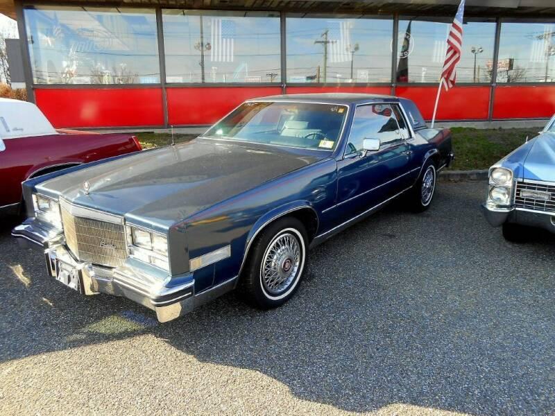 1985 Cadillac Eldorado for sale at Black Tie Classics in Stratford NJ
