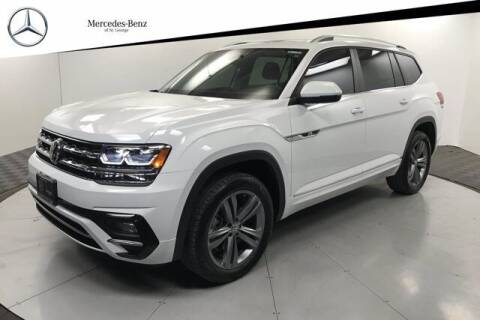2019 Volkswagen Atlas for sale at Stephen Wade Pre-Owned Supercenter in Saint George UT