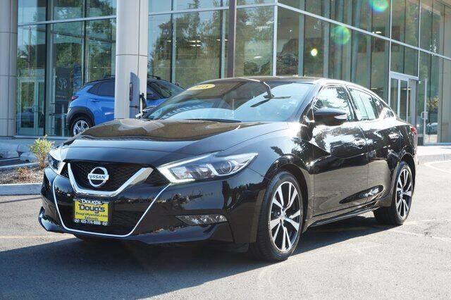 2018 Nissan Maxima for sale at Jeremy Sells Hyundai in Edmonds WA